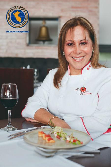 AHORA: Blanca Chávez busca impulsar a nivel nacional la oferta gastronómica