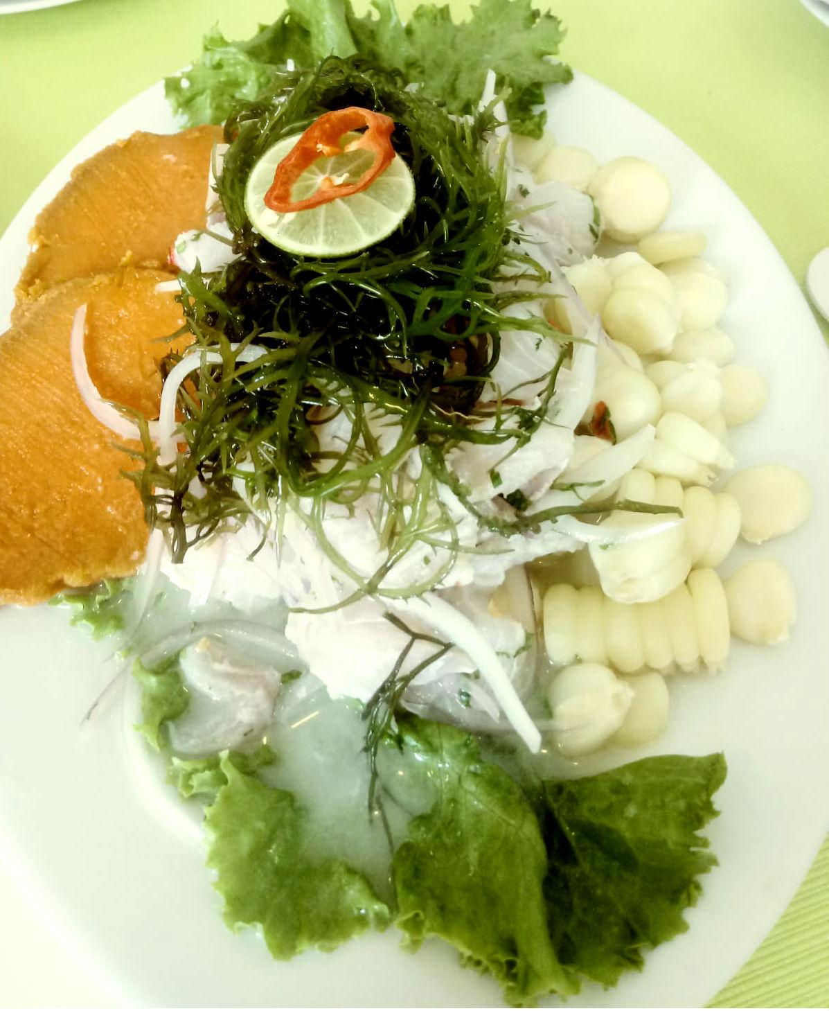 Ceviche Peruano el más Popular de Sudamérica, según Taste Atlas