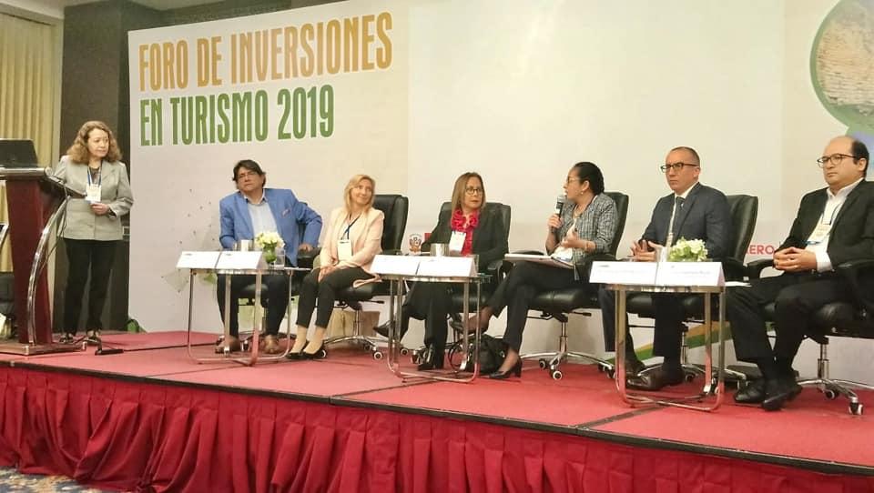 AHORA participó en el Foro de Inversiones en Turismo 2019
