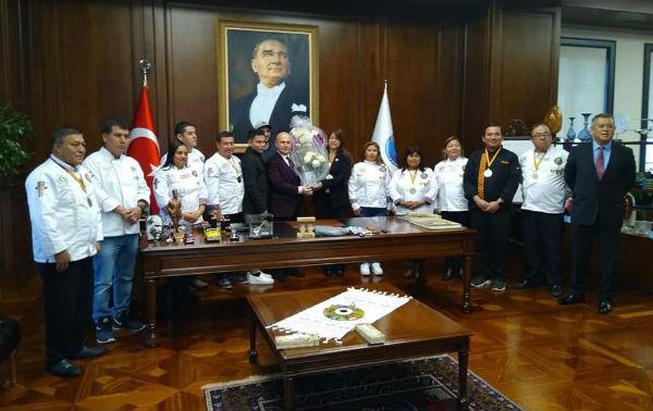 Promotores de la Cocina Huaralina Reconocidos en Bruselas y Estambul