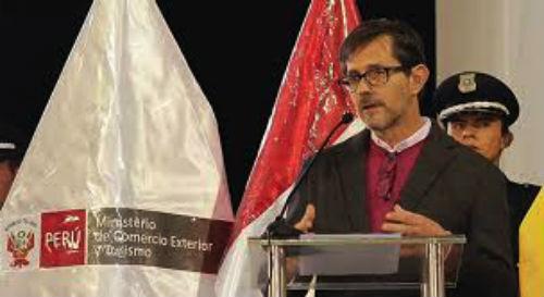 Designan a Guillermo Cortés como nuevo viceministro de Turismo