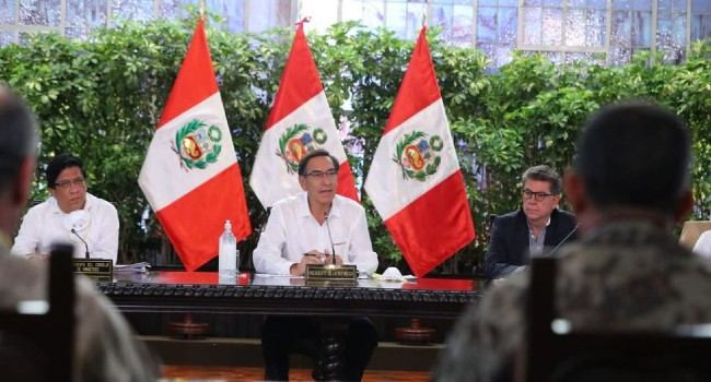 Vizcarra pide a Empresas Hoteleras Albergar a Peruanos Repatriados de Forma Excepcional