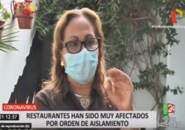 AHORA Perú: Restaurantes han sido muy afectados por Aislamiento Social (Panamericana Tv)