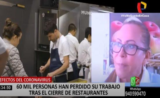 Alistan Ollas en Restaurantes (El Trome)