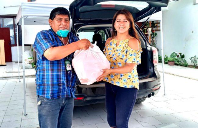 Solidaridad de AHORA Huaral en Tiempos del Coronavirus