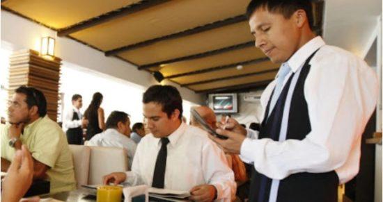 Afinan Protocolo Sanitario para Atención en Salones de Restaurantes