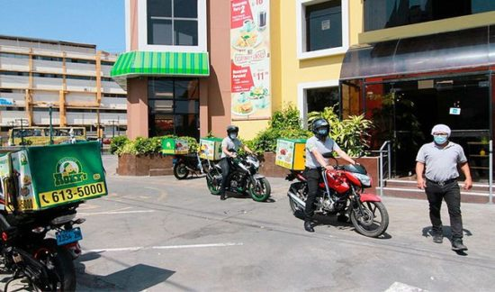 Flexibilizan Reparto Para Restaurantes y Afines (Gestión)