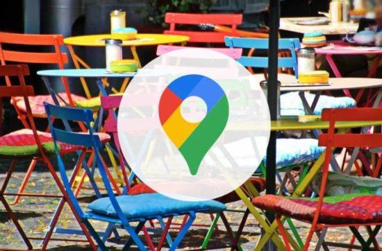Google Maps Permite Revisar Aforo de Terraza de Restaurantes