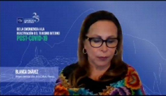 Presidenta de AHORA Perú: Antes de Pensar en Ganar Debemos Generar Confianza