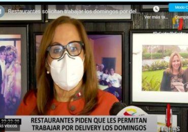 AHORA Perú Solicita al Gobierno Autorizar a Restaurantes Hacer Reparto los Domingos