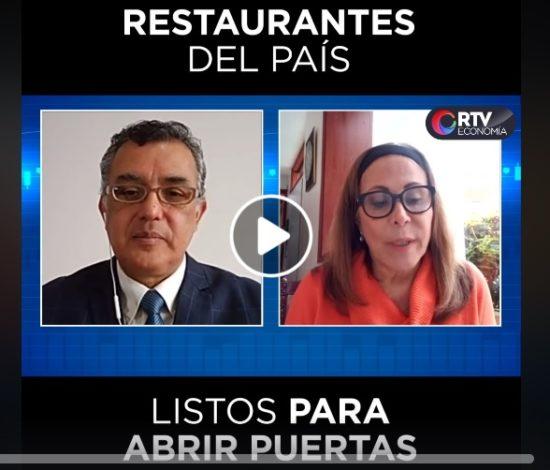 La Mayoría de Restaurantes Esperan Protocolo para Abrir las Puertas (La República)