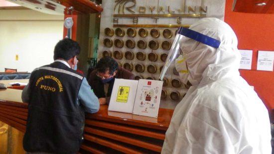 Hoteles Habilitados en Puno para el Reinicio de Actividades