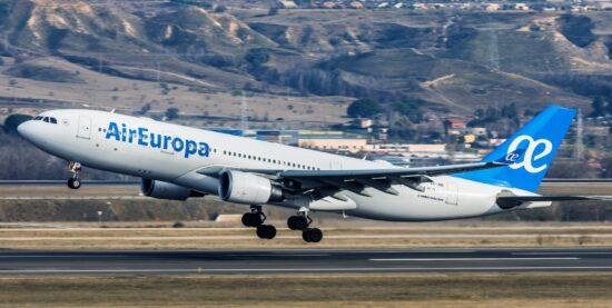 Air Europa Suspende Vuelos a Cinco Países de América Latina desde Septiembre