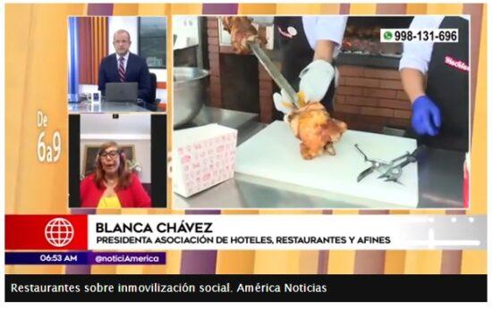 Asociación de Restaurantes Calificó como un Retroceso la Inmovilización Social de Domingos