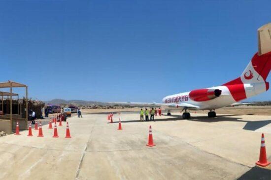 Arequipa, Ayacucho y Tacna se Mantienen con Aeropuertos Abiertos