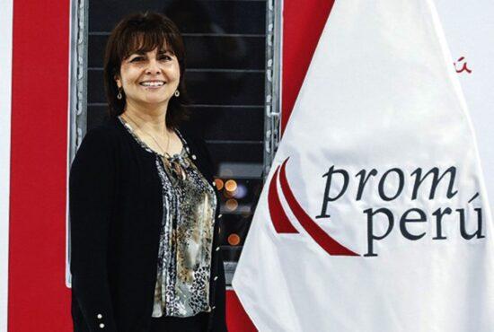 Marisol Acosta Presentó Renuncia a PromPerú
