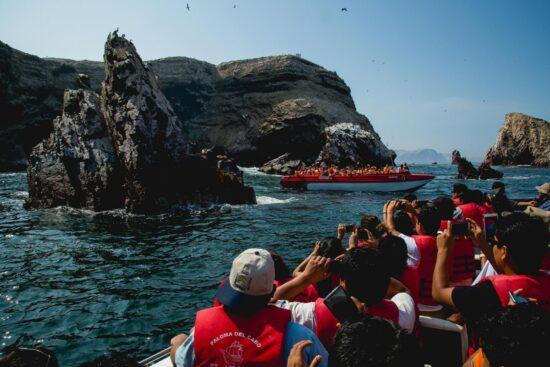 No hay Ingreso a Islas Balletas y Playas en la Reserva Nacional de Paracas