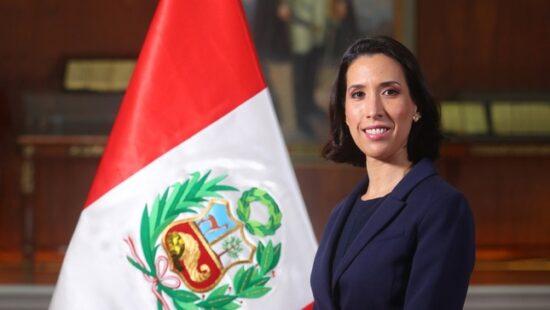 AHORA Perú Destaca Designación de ministra Claudia Cornejo en el MINCETUR