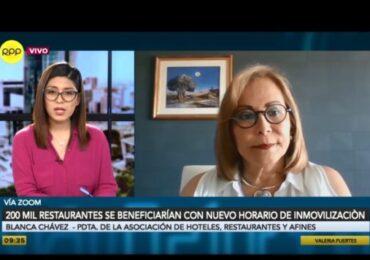 Semana Santa: Gremios de Turismo en Contra de Restricciones Impuestas por el Gobierno (RPP)
