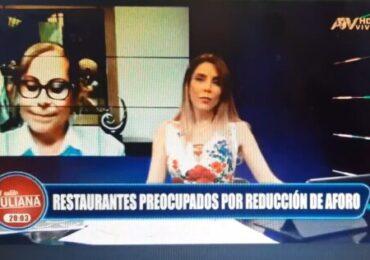 Blanca Chávez: Restaurantes Agonizan y Seguirán Cerrando con Nuevas Medidas de Restricción