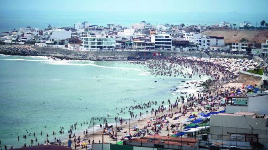 Restaurantes y Hoteles de Punta Hermosa Afectados por Limitaciones en el Ingreso de Visitantes