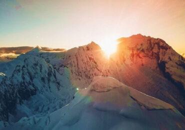 Video de Perú «Primer Amanecer de 2021» fue Tendencia en China