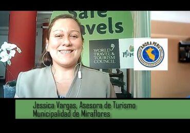 Miraflores se Prepara para el Turismo Interno y la Reactivación Económica