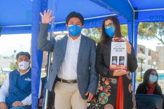 Gestionan Apertura de Vuelos de Huaraz a Chimbote